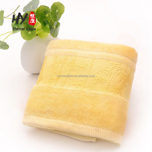 Wholesale customized 100% cotton soft comfortable bath towels