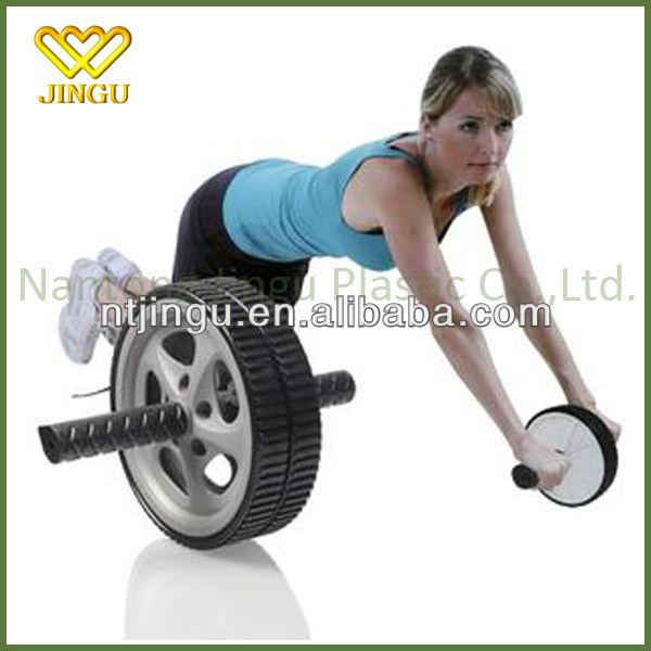fitness ab slimmer with foam hand,ab fit products,ab wheel