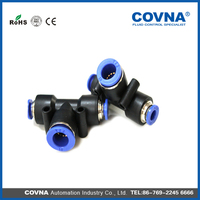 Plastic Quick Connect Push Fit Fittings