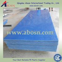low abrasion coefficient of plastic cooler liner
