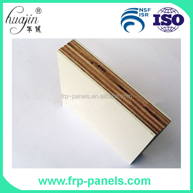 Wholesale box truck door panels FRP plywood sandwich panels