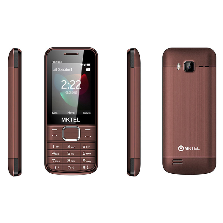 Wholesale Mobile Phone in China 2.4inch Spreadtrum BP-4L Battery Customized Feature Phone Rocket