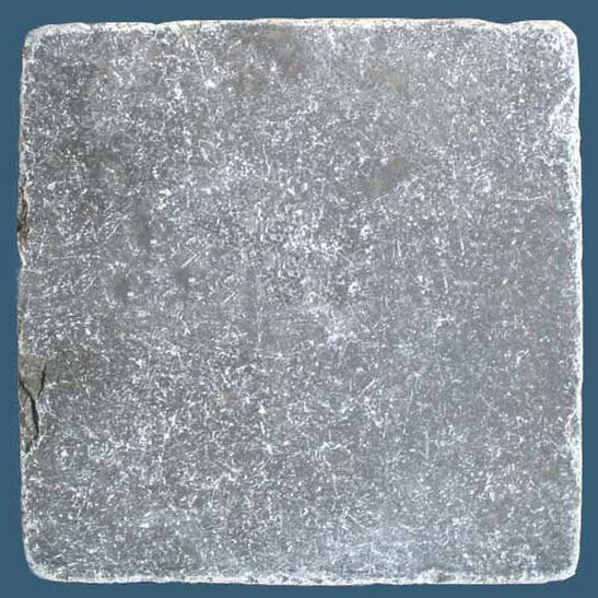 honed & tumbled natural limestone block with high quality