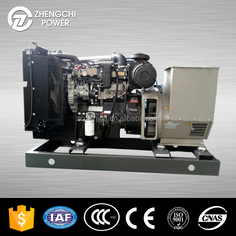 1600KW / 2000KVA Small volume Compact structure generator starter