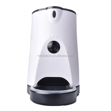 Dog Camera: Treat Tossing, Full HD Wifi Pet Camera and 2-Way Audio, automatic feeder