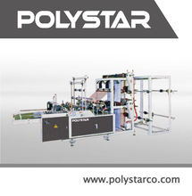 Top Sale Shopping Plastic Bag Making Machine Price
