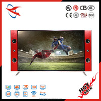China latest product for 4k led tv wholesale televisions all in one pc tv