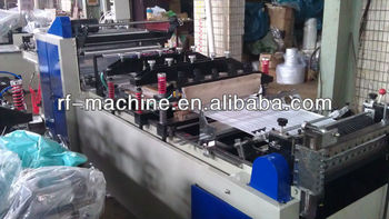Automatic invoice and packing list Envelope Making Machine