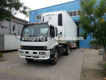 Professional oem refrigerated truck body with low price