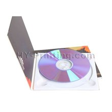 china cheap cardboard DVD cases