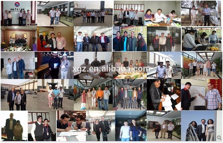 oversea steel warehouse construction manufacturer founded in 1996