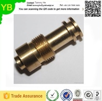 2016 Custom Made CNC Precision Brass Components
