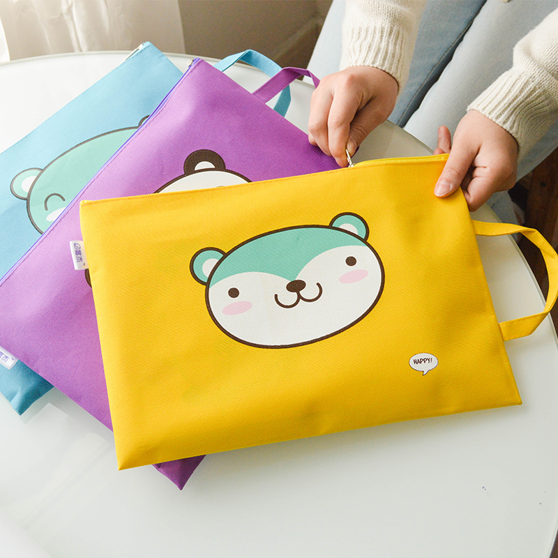 Wholesale Custom Cotton Zipper Canvas Storage Tote Bag With Straps