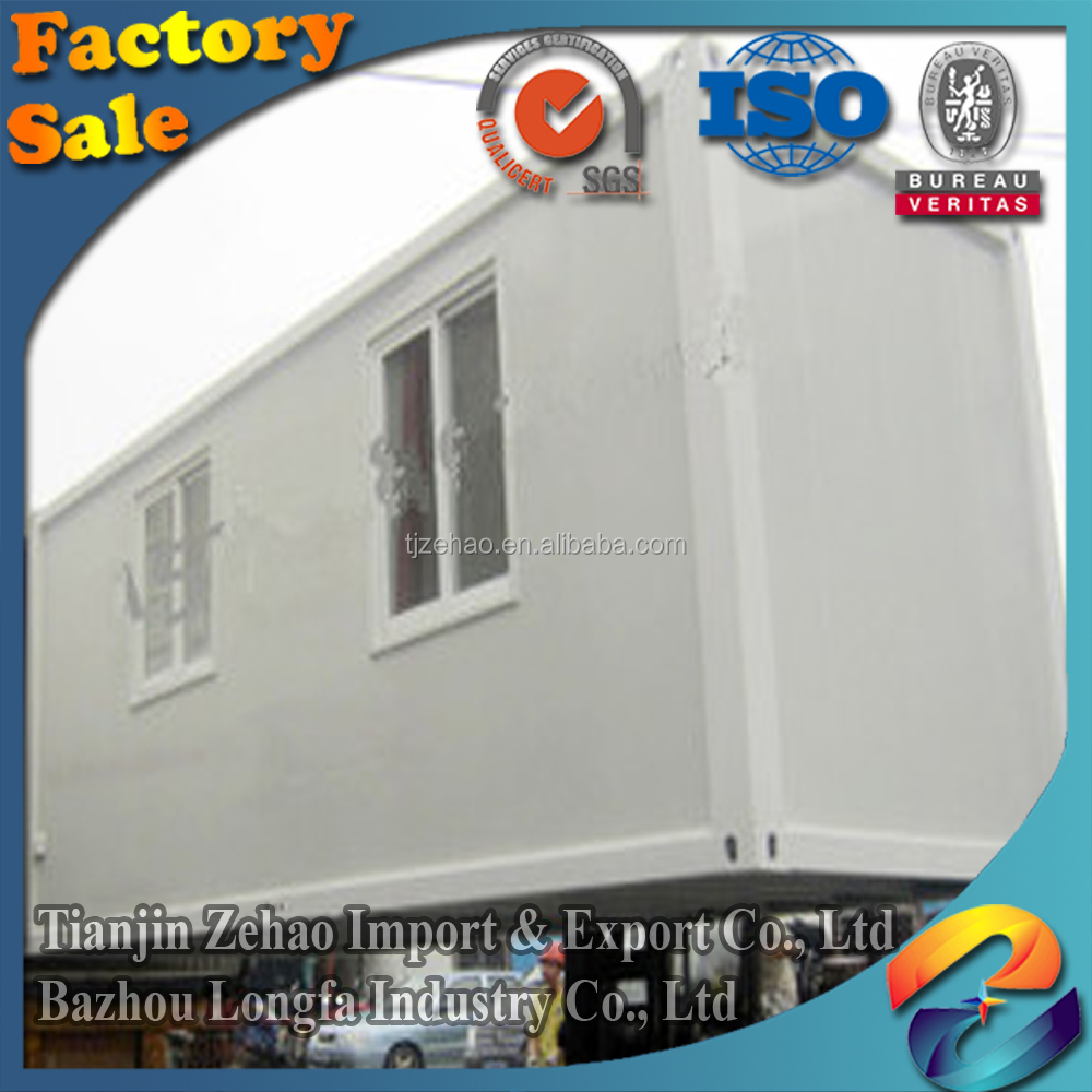 Container Prefabricated Modular House for mining and military area