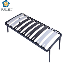 Modern super single bed frame DJ-PK05-1 simple iron bed design
