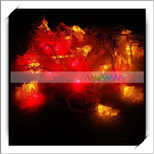 2014 Hot Sale Christmas Tree Light Led Mini Colorful Tree String Light