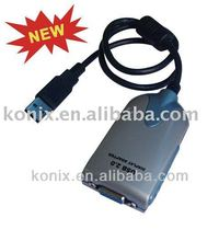 USB 2.0 Video Adapter Grabber Card With Audio For DVD TV HD Capture