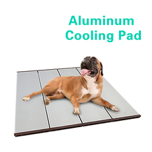 Cheap price non-slip ice mat blue colour pet cooling