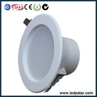 SAA standard led lights drop ceiling recessed 20W led downlight