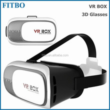 Excellent 3D game/movie virtual display 3d video glasses for Samsung Galaxy S8/S7 Edge Nokia Lumia HTC