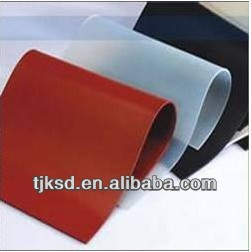 0.1mm-30mm thickness heat resistance silicone rubber sheet