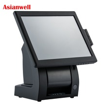 Supermarket win system all in one POS system/ pos Machine /cheap price payment terminals