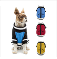 New arrival large size dog sweaters, high quality sweater for dog, knitted stripe pet sweater