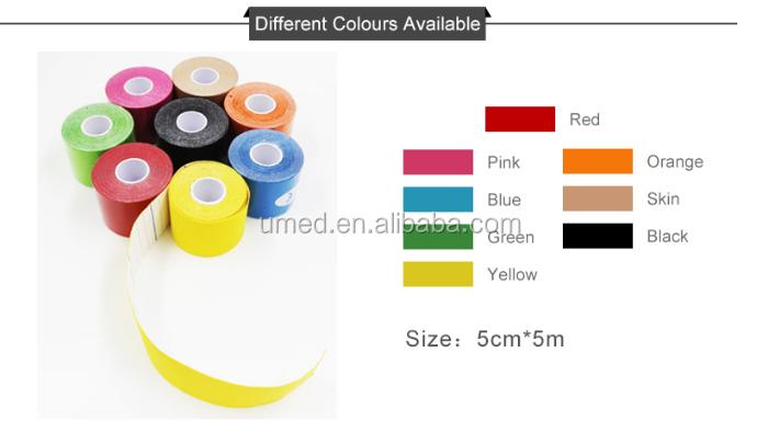 2015 couleur sport kin siologie bande pour genou cerclage buy couleur de la peau sport bande. Black Bedroom Furniture Sets. Home Design Ideas