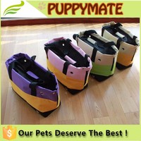 Portable Dog Carrier Bag, dog carrier bag, cute dog carrier bag