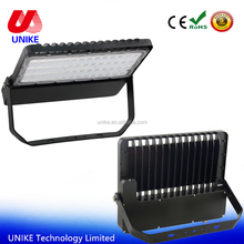 UNK-FL250D Ultra High Lumen 250w IP65 Waterproof new Design Cool White Bright soccer field led flood light