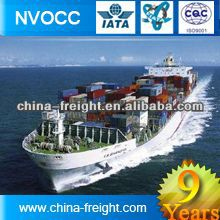 qingdao cargo shipping agency international logistics container shipping service to panama