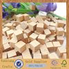 8mm mini small unfinished beech wood cube wooden block
