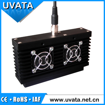 UVATA 365nm 5*50mm UV LED Linear Curing System for UV glue curing