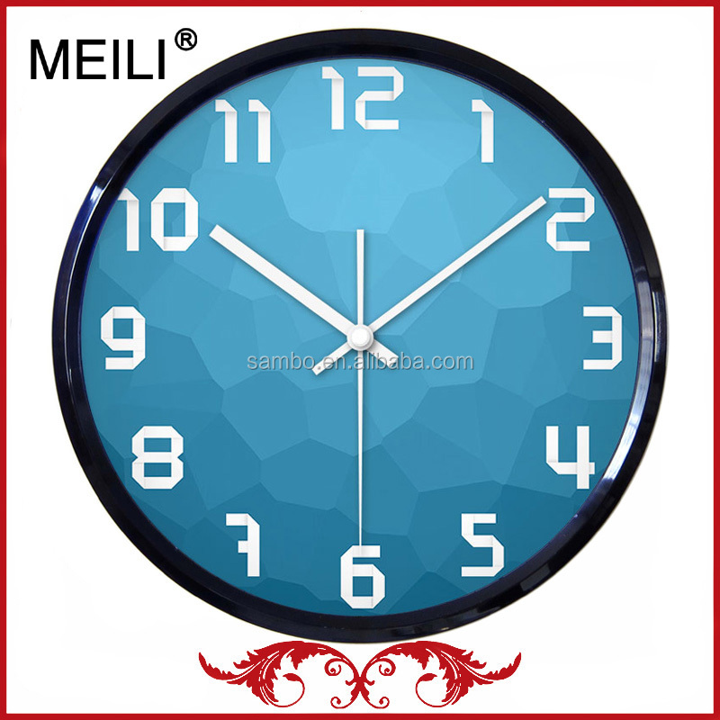 [MEILI] Wholesale Wall Clock Inserts