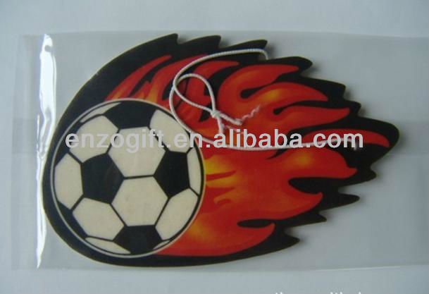 football car air freshener, car logo freshener card for sale
