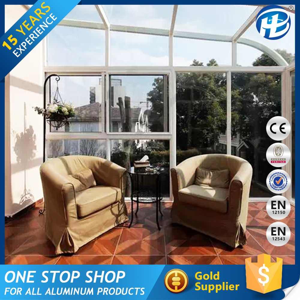 New China Products For Sale High Quality Aluminum Glass Sun Room