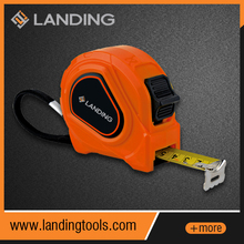 Customized promotional new abs rubber tape measure 6mm