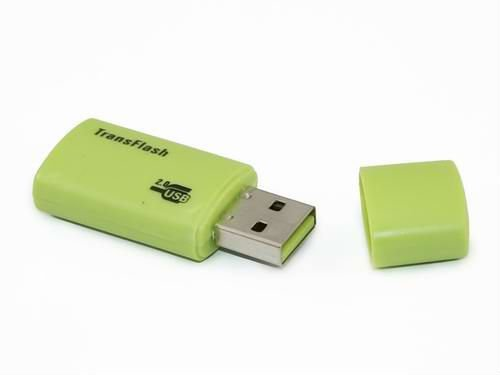 SD Micro SD MMC MEMORY Card Reader 2.0 USB FOR 1GB/2GB/4GB/8GB/16GB