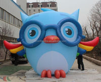 4M Advertising Inflatable owl/inflatable animal
