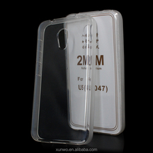 In stock !!! Directly Factory Price 2MM Clear Armor tpu cell phone case for Sony Xperia L1