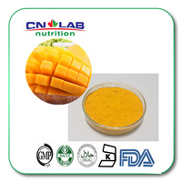 Healthy Food Grade Mango Extract Mangiferin