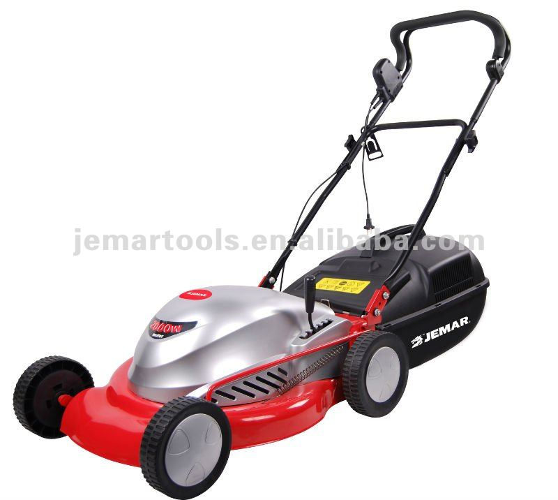 2000W Electric Lawn Mower