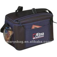 Two Tone 12 Pack Cooler with Leak Proof Liner
