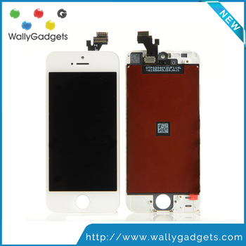 factory price clear lcd hot selling for iphone 5 lcd module