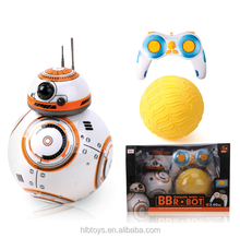 Star Battle Remote Control BB robot for children/Newest star battle BB robot RC robot toy for kids