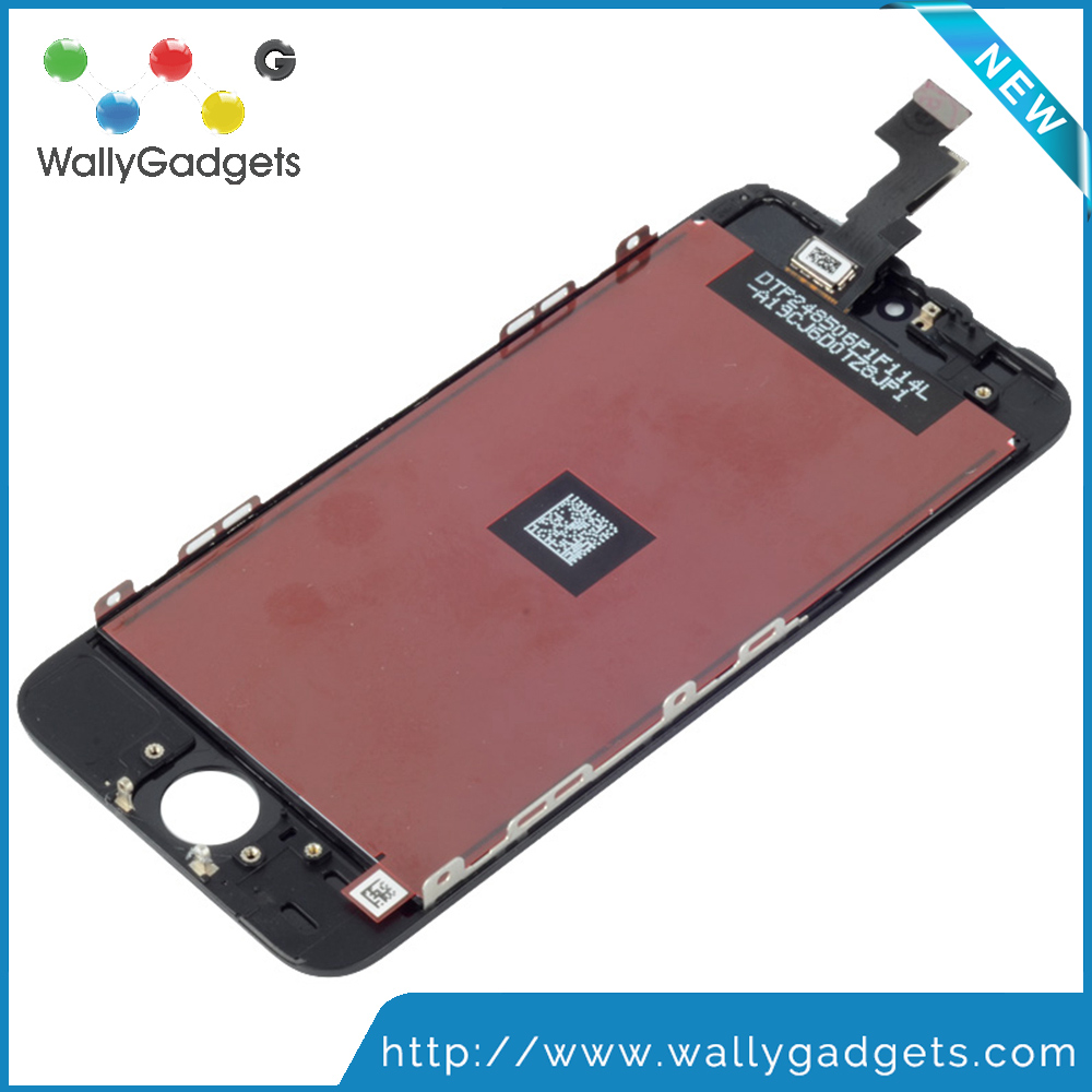 100% Working Replacement Parts A+++ Protect For iPhone 5S LCD Display with Touch Screen Digitizer Assembly