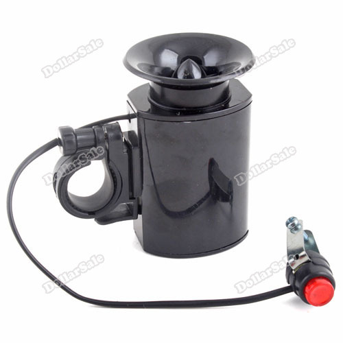 Classical! dollarsale 6 Sounds Ultra-loud Bicycle Bike Electronic Bell Horn High Quality Lower price