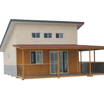 Fashionable and easy installation manufacture granny flat prefab villa for sale