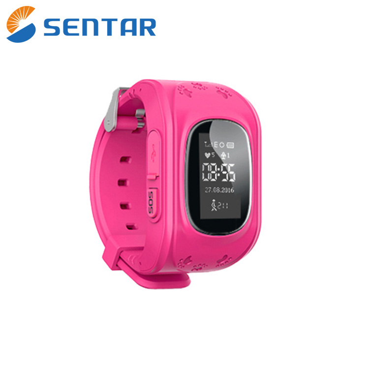 hidden wrist watch gps tracking device for kids or children child gps tracker bracelet