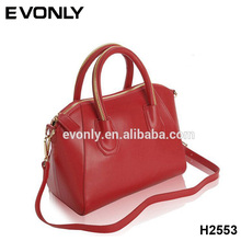 H2553 Factory Supply High Quality Fashion Ladies Shoulder Handbag, Female PU Leather Hand Bags